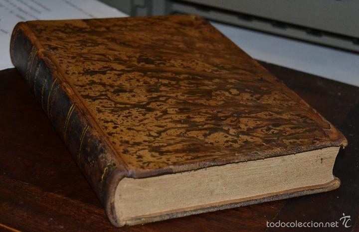 Libros antiguos: Historia de la Literatura Española - Tomo IV - M. G. Ticknor - Madrid 1856. PASTA ESPAÑOLA MUY BUENA - Foto 2 - 57391034