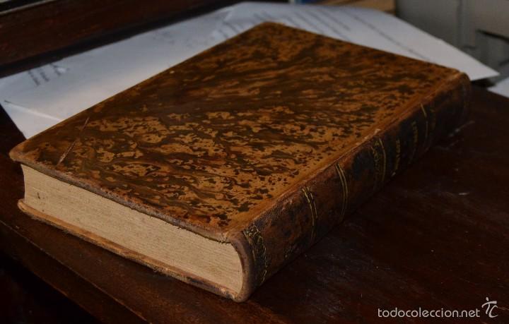 Libros antiguos: Historia de la Literatura Española - Tomo IV - M. G. Ticknor - Madrid 1856. PASTA ESPAÑOLA MUY BUENA - Foto 11 - 57391034