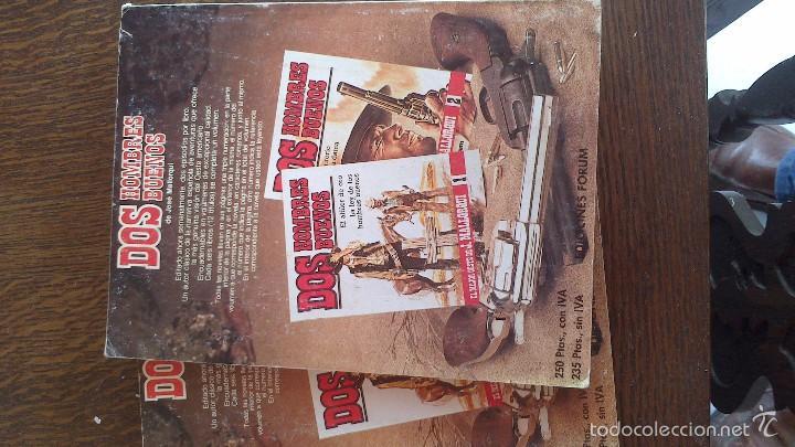 Libros antiguos: novelas del oeste - Foto 2 - 57396207