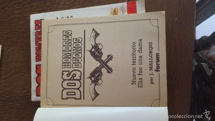 Libros antiguos: novelas del oeste - Foto 3 - 57396207