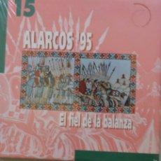 Libros antiguos: ALARCOS 95. EL FIEL DE LA BALANZA. Lote 57396725