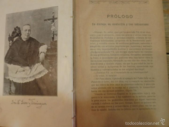 Libros antiguos: RECUERDOS GADITANOS .- DON JOSÉ MARÍA LEÓN Y DOMÍNGUEZ (TEMA LOCAL CÁDIZ) - Foto 2 - 57438093