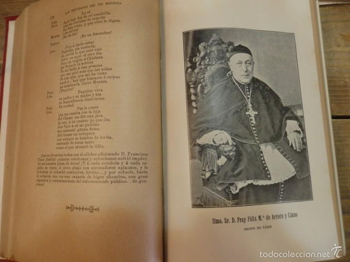 Libros antiguos: RECUERDOS GADITANOS .- DON JOSÉ MARÍA LEÓN Y DOMÍNGUEZ (TEMA LOCAL CÁDIZ) - Foto 3 - 57438093