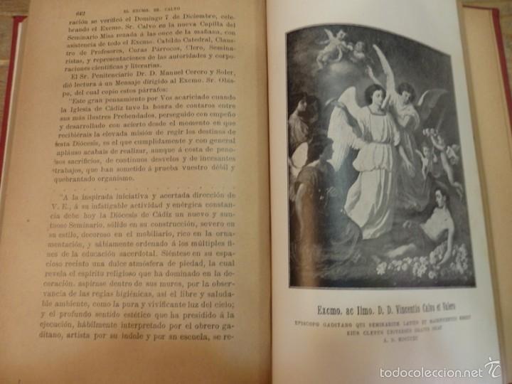 Libros antiguos: RECUERDOS GADITANOS .- DON JOSÉ MARÍA LEÓN Y DOMÍNGUEZ (TEMA LOCAL CÁDIZ) - Foto 5 - 57438093