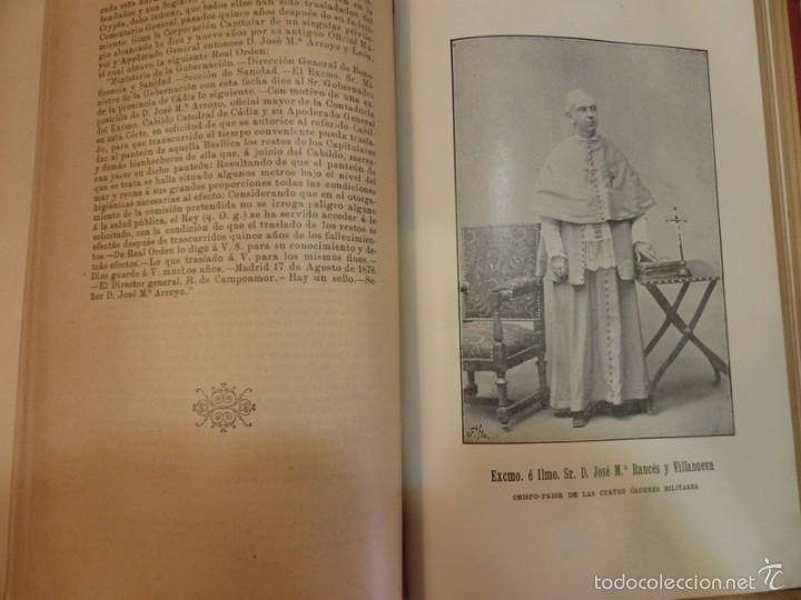 Libros antiguos: RECUERDOS GADITANOS .- DON JOSÉ MARÍA LEÓN Y DOMÍNGUEZ (TEMA LOCAL CÁDIZ) - Foto 6 - 57438093