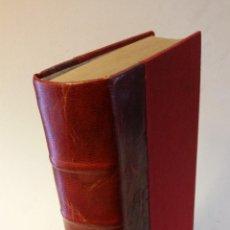 Libros antiguos: 1909 - FALGUERAS Y OZAETA - ESTUDIOS SOBRE SOCIOLOGÍA Y DERECHO DE MARRUECOS. Lote 57448394