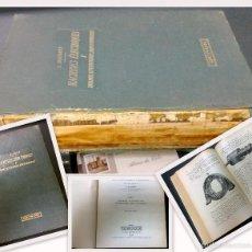 Libros antiguos: AÑO 1931.- MACHINES ÉLECTRIQUES.- POR , A. MAUDUIT. THÉORIE, ESSAIS ET CONSTRUCTION. TOMO I. Lote 30116662