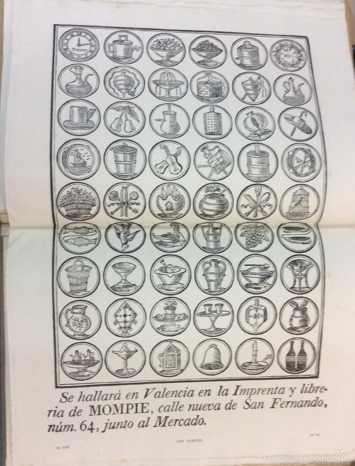 Libros antiguos: LES AUQUES. JOAN AMADES. 1931. 2 TOMOS. EDICIÓN NUMERADA. BIBLIOFILIA. - Foto 7 - 57490282