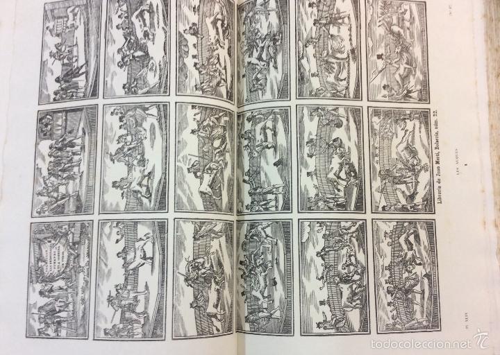 Libros antiguos: LES AUQUES. JOAN AMADES. 1931. 2 TOMOS. EDICIÓN NUMERADA. BIBLIOFILIA. - Foto 10 - 57490282