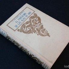 Libros antiguos: 1930 - VICENTE BLASCO IBÁÑEZ - EL FANTASMA DE LAS ALAS DE ORO - . Lote 57496272