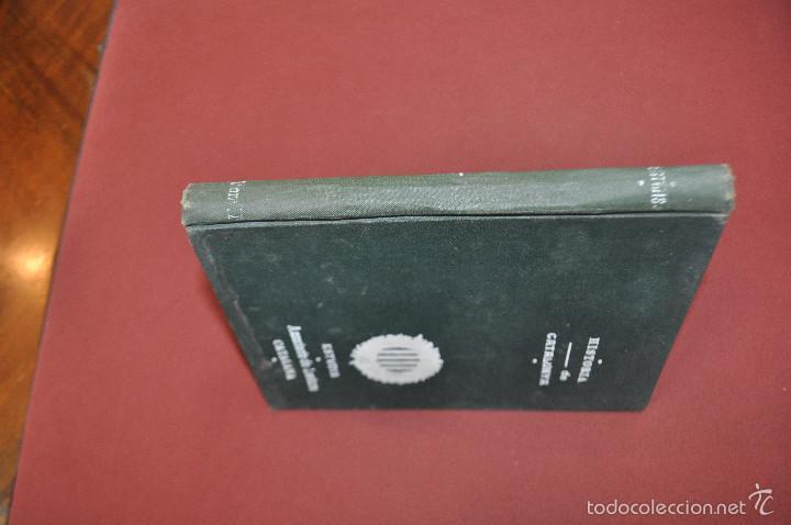 Libros antiguos: historia de catalunya - associació de lectura catalana - setembre 1906 - AHCB - Foto 3 - 57503267