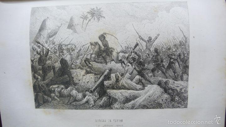 Libros antiguos: HISTORIA MILITAR Y POLÍTICA DEL GENERAL DON JUAN PRIM... FRANCISCO GIMENEZ Y GUITED. 2 VOLS. 1860. - Foto 8 - 57505637