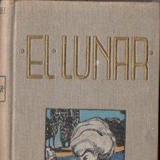 Libros antiguos: A. DE MUSSET : EL LUNAR (MAUCCI DOMENECH, 1911). Lote 57539990