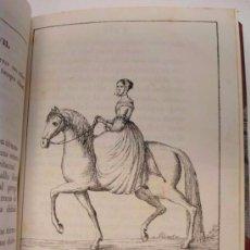Libros antiguos: ELEMENTOS DE EQUITACIÓN O VERDADEROS PRINCIPIOS DE LA ESCUELA DE Á CABALLO HÍPICA. Lote 57552597