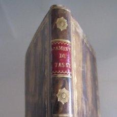 Libros antiguos: CUIDADA EDICIÓN DE L'AMINTE . PARÍS. S.XIX. POESÍA. Lote 57561931