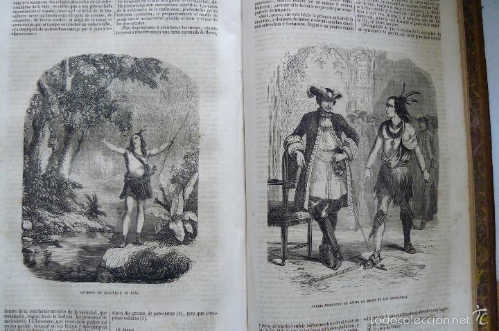 Libros antiguos: OBRAS DE CHATEAUBRIAND BIBLIOTECA DE GASPAR Y ROIG MADRID 1855 CUATRO TOMOS COMPLETAS - Foto 9 - 57588618