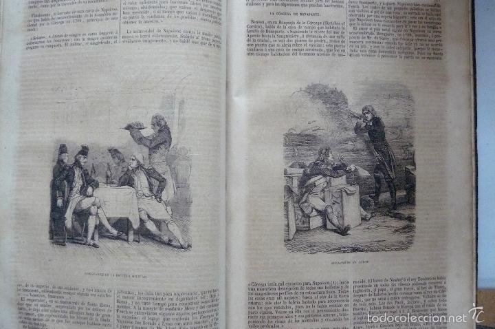 Libros antiguos: OBRAS DE CHATEAUBRIAND BIBLIOTECA DE GASPAR Y ROIG MADRID 1855 CUATRO TOMOS COMPLETAS - Foto 11 - 57588618