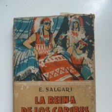Livres anciens: CALLEJA. LA REINA DE LOS CARIBES. Lote 57592662