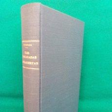 Libros antiguos: LAS MASCARADAS SANGRIENTAS .- PIO BAROJA .- EDITORIAL CARO RAGGIO . Lote 57602106