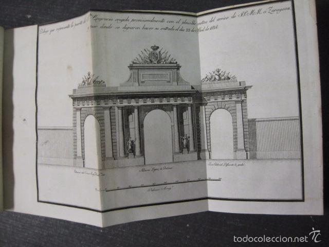 Libros antiguos: MANIFIESTO DE ZARAGOZA-IMPRENTA MARIANO MIEDES- ZARAGOZA 1828 - ORIGINAL-VER GRABADO -(XL-16) - Foto 7 - 57643668