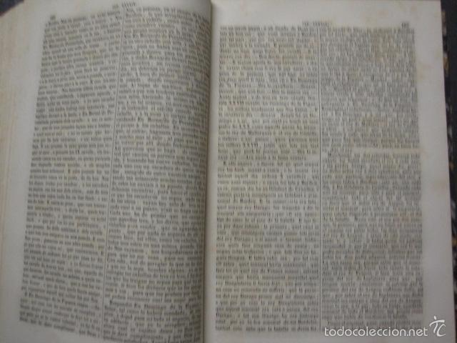 Libros antiguos: CRONICA CATALANA RAMON MUNTANER-ANTONIO BOFARULL-JAIME JEPUS -BARCELONA 1860- VER FOTOS-(XL-17 - Foto 9 - 57644028