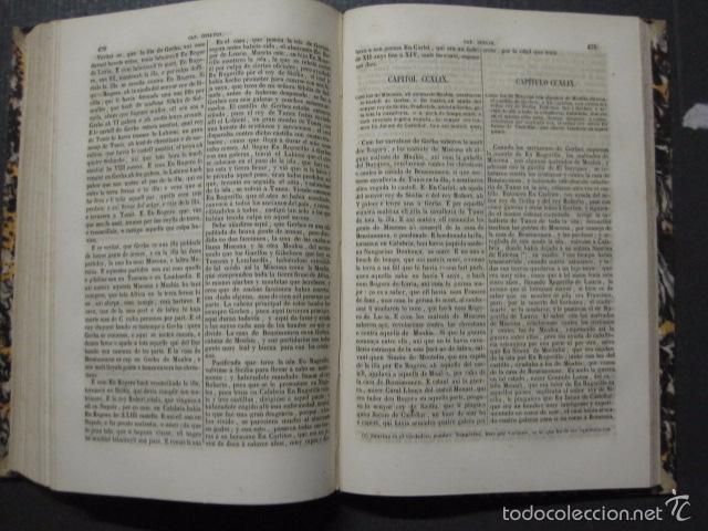 Libros antiguos: CRONICA CATALANA RAMON MUNTANER-ANTONIO BOFARULL-JAIME JEPUS -BARCELONA 1860- VER FOTOS-(XL-17 - Foto 15 - 57644028