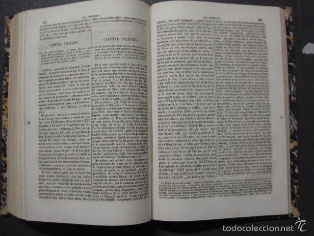 Libros antiguos: CRONICA CATALANA RAMON MUNTANER-ANTONIO BOFARULL-JAIME JEPUS -BARCELONA 1860- VER FOTOS-(XL-17 - Foto 17 - 57644028