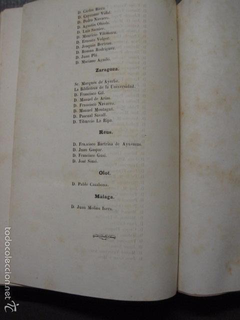 Libros antiguos: CRONICA CATALANA RAMON MUNTANER-ANTONIO BOFARULL-JAIME JEPUS -BARCELONA 1860- VER FOTOS-(XL-17 - Foto 21 - 57644028