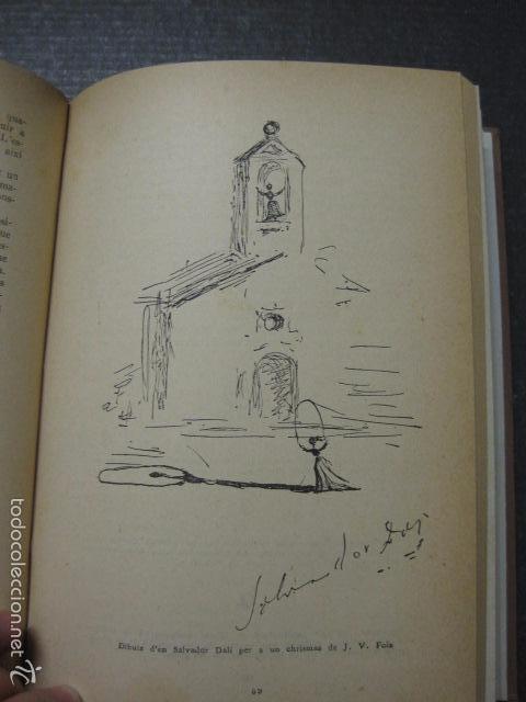 Libros antiguos: OCCIDENT - REVISTA CATALANA EN EL EXILIO-MAIG 1940 A MAIG 1950-DIBUJO DE DALI -VER FOTOS -(XL-20) - Foto 6 - 57654974