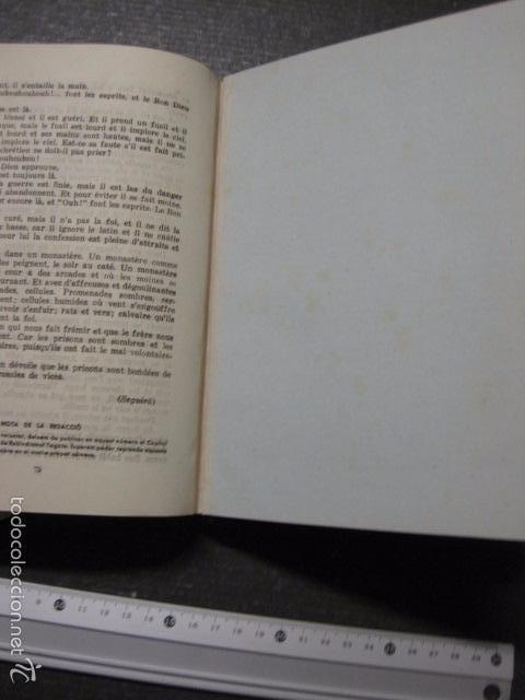Libros antiguos: OCCIDENT - REVISTA CATALANA EN EL EXILIO-MAIG 1940 A MAIG 1950-DIBUJO DE DALI -VER FOTOS -(XL-20) - Foto 13 - 57654974