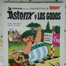 Libros antiguos: ASTERIX Y LOS GODOS. TIPO OMIC. Lote 57668566