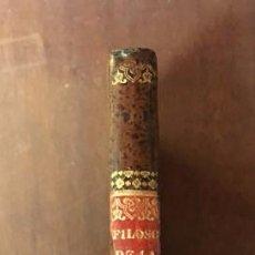 Libros antiguos: HENRY LLOYD - LA FILOSOFÍA DE LA GUERRA - CÁDIZ - 1813 - PRINCIPIES THE ART OF WAR - 1ª ED. ESPAÑOLA. Lote 57677028