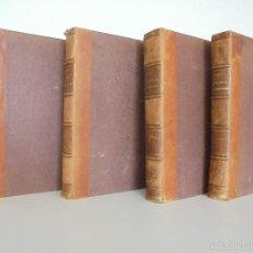 Libros antiguos: LA HISTORIA DE LA HUMANIDAD ESTUDIOS POR F. LAURENT. 1879 VIUDA DE RODRIGUEZ. TOMOS 2,3,4 Y 5.. Lote 57691266