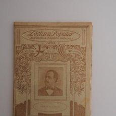 Libros antiguos: BIBLIOTECA D'AUTORS CATALANS.DES DEL TERRAT DE L'IGELSIA DEL PI (RAMON N. COMAS) ILUSTRACIO CATALANA. Lote 57709863