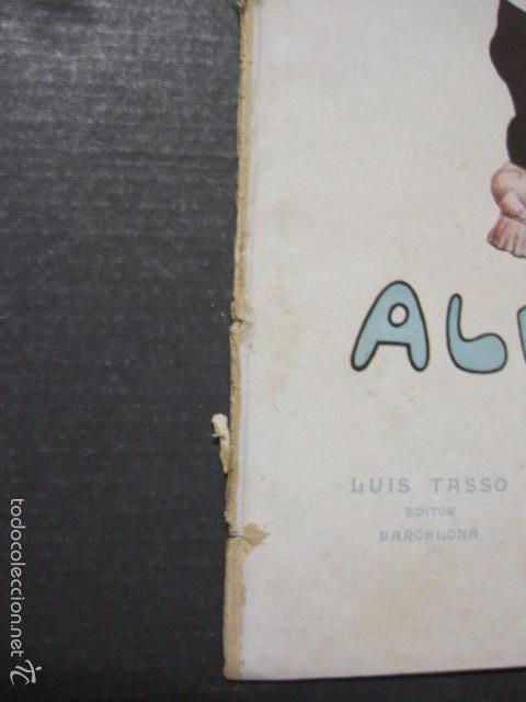 Libros antiguos: TRATADO DE URBANIDAD - ALBUM XAURADO - ORIGINAL - LUIS TASSO -BARCELONA -VER FOTOS - (XL-38) - Foto 3 - 57727577