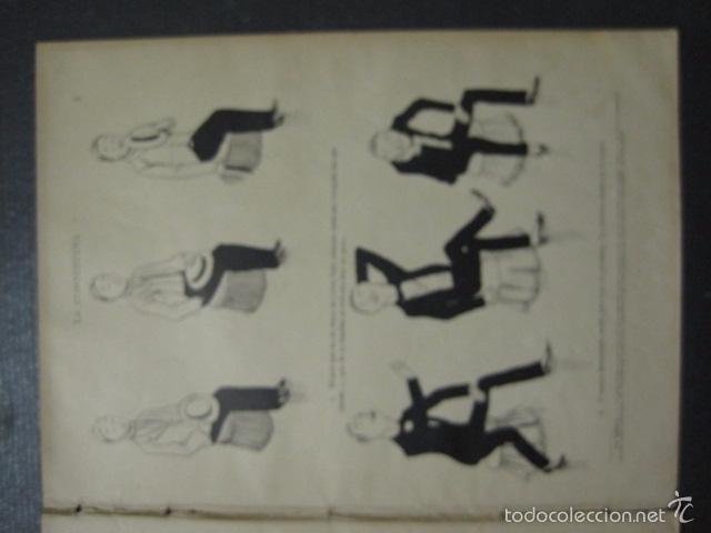 Libros antiguos: TRATADO DE URBANIDAD - ALBUM XAURADO - ORIGINAL - LUIS TASSO -BARCELONA -VER FOTOS - (XL-38) - Foto 8 - 57727577
