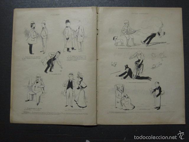 Libros antiguos: TRATADO DE URBANIDAD - ALBUM XAURADO - ORIGINAL - LUIS TASSO -BARCELONA -VER FOTOS - (XL-38) - Foto 10 - 57727577