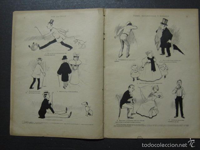 Libros antiguos: TRATADO DE URBANIDAD - ALBUM XAURADO - ORIGINAL - LUIS TASSO -BARCELONA -VER FOTOS - (XL-38) - Foto 11 - 57727577