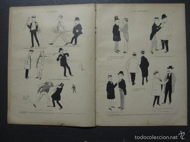 Libros antiguos: TRATADO DE URBANIDAD - ALBUM XAURADO - ORIGINAL - LUIS TASSO -BARCELONA -VER FOTOS - (XL-38) - Foto 12 - 57727577