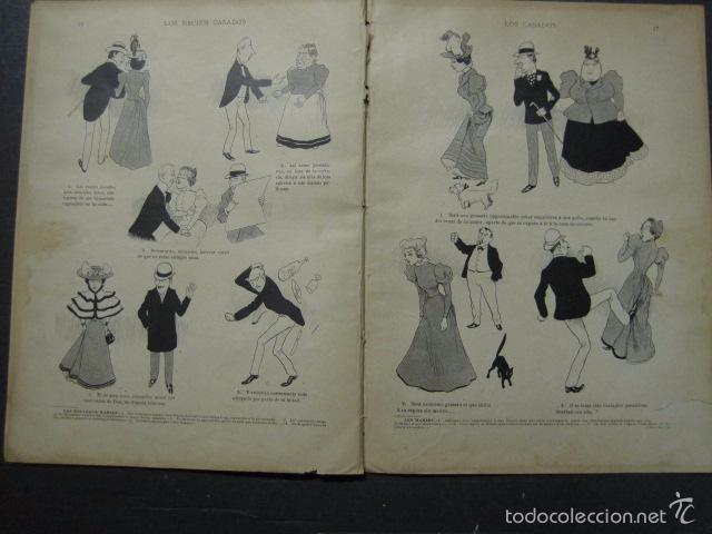 Libros antiguos: TRATADO DE URBANIDAD - ALBUM XAURADO - ORIGINAL - LUIS TASSO -BARCELONA -VER FOTOS - (XL-38) - Foto 15 - 57727577