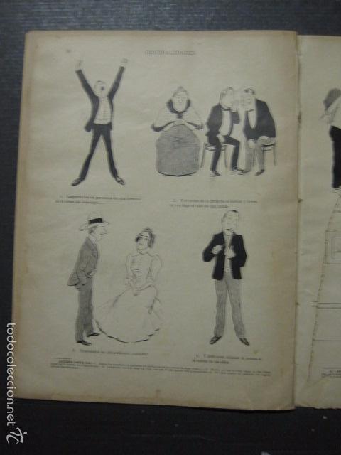 Libros antiguos: TRATADO DE URBANIDAD - ALBUM XAURADO - ORIGINAL - LUIS TASSO -BARCELONA -VER FOTOS - (XL-38) - Foto 20 - 57727577