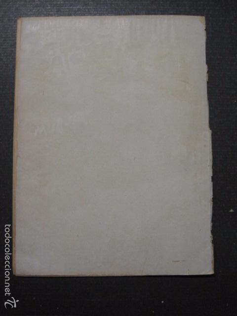 Libros antiguos: TRATADO DE URBANIDAD - ALBUM XAURADO - ORIGINAL - LUIS TASSO -BARCELONA -VER FOTOS - (XL-38) - Foto 26 - 57727577