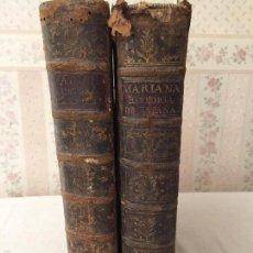 Libros antiguos: HISTORIA GENERAL DE ESPAÑA, POR EL PADRE JUAN DE MARIANA. AÑO 1780.. Lote 57727587