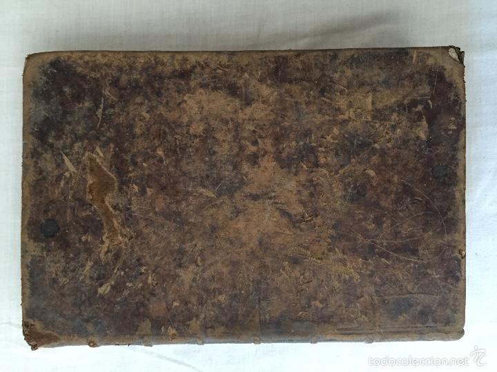 Libros antiguos: HISTORIA GENERAL DE ESPAÑA, POR EL PADRE JUAN DE MARIANA. AÑO 1780. - Foto 3 - 57727587
