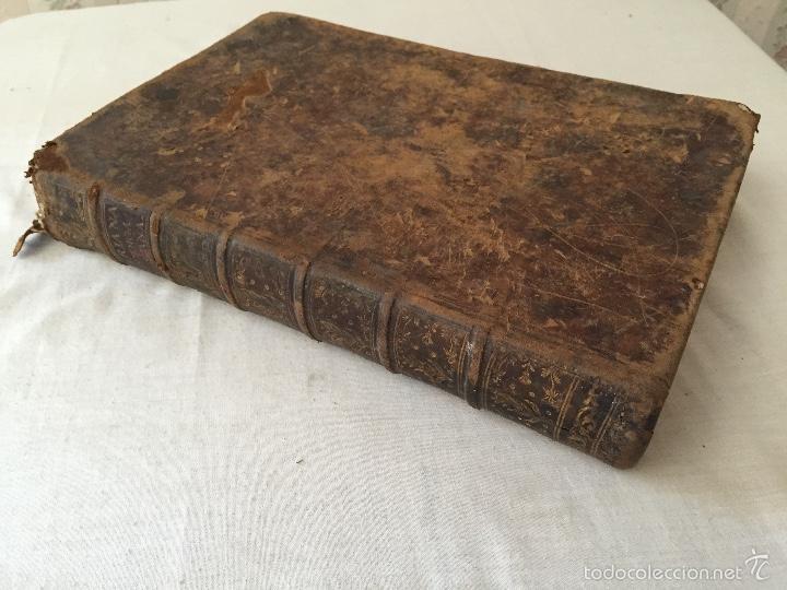 Libros antiguos: HISTORIA GENERAL DE ESPAÑA, POR EL PADRE JUAN DE MARIANA. AÑO 1780. - Foto 4 - 57727587