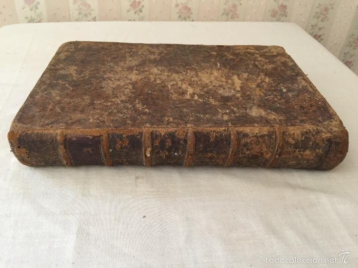 Libros antiguos: HISTORIA GENERAL DE ESPAÑA, POR EL PADRE JUAN DE MARIANA. AÑO 1780. - Foto 24 - 57727587