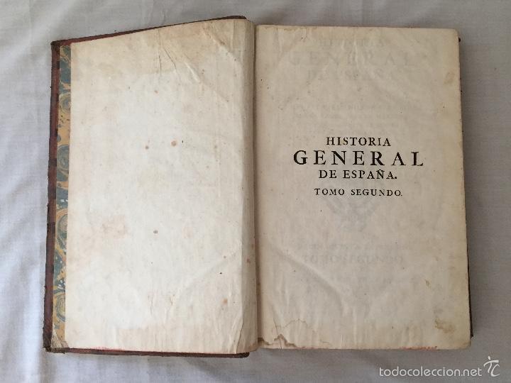 Libros antiguos: HISTORIA GENERAL DE ESPAÑA, POR EL PADRE JUAN DE MARIANA. AÑO 1780. - Foto 31 - 57727587