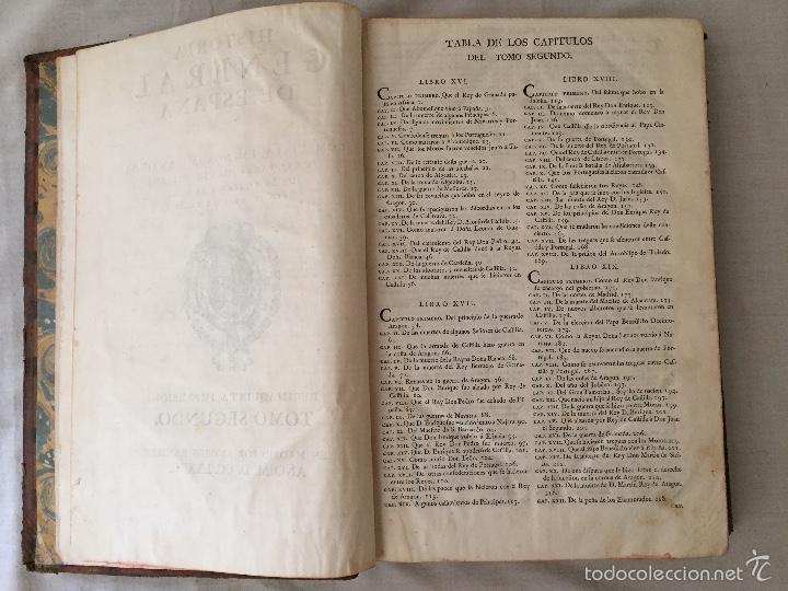 Libros antiguos: HISTORIA GENERAL DE ESPAÑA, POR EL PADRE JUAN DE MARIANA. AÑO 1780. - Foto 33 - 57727587