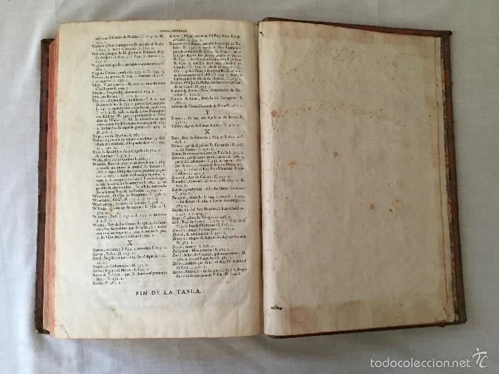 Libros antiguos: HISTORIA GENERAL DE ESPAÑA, POR EL PADRE JUAN DE MARIANA. AÑO 1780. - Foto 37 - 57727587