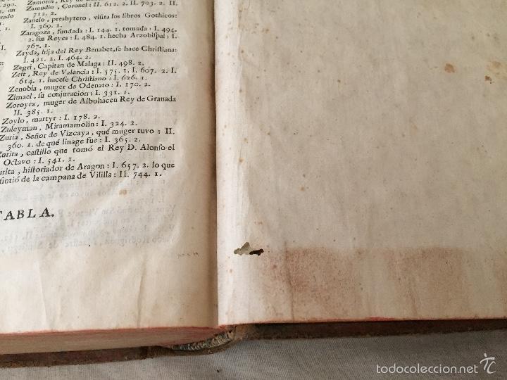 Libros antiguos: HISTORIA GENERAL DE ESPAÑA, POR EL PADRE JUAN DE MARIANA. AÑO 1780. - Foto 38 - 57727587